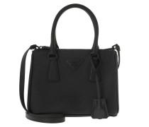 Tote Saffiano Leather Black/Black