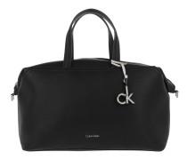 No4h Duffle Bag Black Reisetasche schwarz