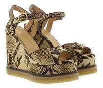Sandalen & Sandaletten Manon Wedge Sandals