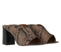 Sandalen & Sandaletten Licola Printed Snake Sandals
