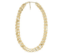 Halskette Necklace Stainless Steel EGS2701710 Gold