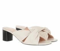 Slipper & Pantoletten Ana Leather