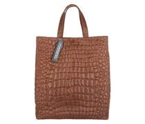 Tote Paper Bag M New Bourbon