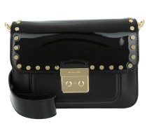LG Shoulder Bag Black Satchel