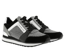 Sneakers Billie Trainer Black/Silver