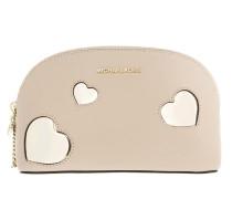 Peek a Boo Cosmetic Bag Pochette Oyster Giftbox rosa