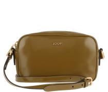 Cloe Shoulder Bag Polish Mini Green Umhängetasche