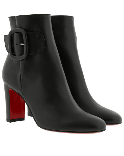 Tresolivia 85 Ankle Boots Leather Black Schuhe