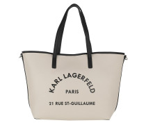 Shopper Rue Saint Guillaume Tote Hazelwood