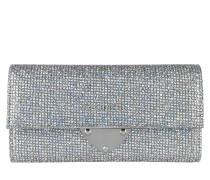 Glitter Wallet 2 Silver/Seashell