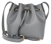 Borsa Pelle Calf Minibag Asphalt
