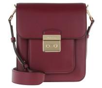 LG NS Messenger Bag Mulberry Umhängetasche