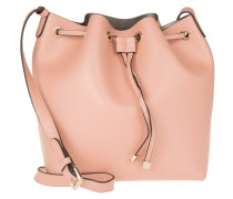 Kim Bucket Bag English Rose Beuteltasche