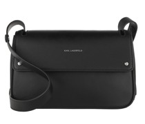 Satchel Bag K/Ikon Shoulderbag Black