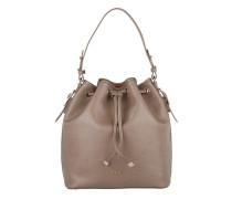 Tasche - Flo Bucket Bag Taupe
