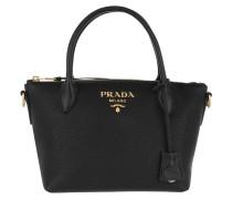 Handbag Tote Calf Black