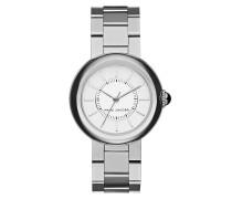 Armbanduhr - Courtney Silver Watch