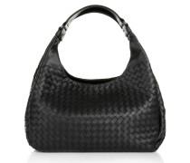 Tasche - Campana Bag Intrecciato Black