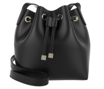 Minibag Bucket Bag Black Beuteltasche