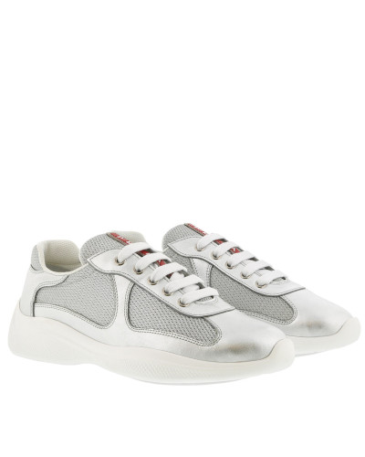 Sneakers Mix Sneakers Silver silber
