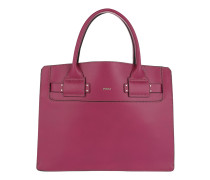 Lucky M Satchel Bag Amarena
