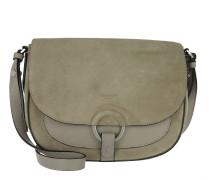 Small Min Shoulder Bag Nefer/Cachemire Fango/Sahara