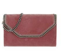 Falabella Box Velvet Umhängetasche Bag Pink