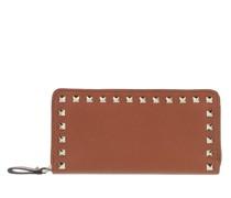 Portemonnaie Rockstud Wallet Leather Selleria
