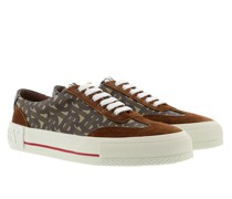 Sneakers Leather Bridle Brown