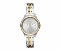 Uhr Parsons Three-Hand Date Stainless Steel Watch