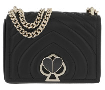 Umhängetasche Small Conertible Chain Shoulder Bag Black