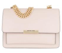 Umhängetasche Jade Large Gusset Shoulder Bag Soft Pink