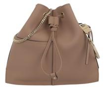 Beuteltasche Mini Bucket Bag Powder Pink