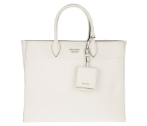Tasche - Shopping Bag City Calf Bianco