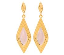 Ohrringe Earrings Calla-03-03 Creme Rose