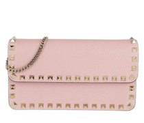 Clutches Rockstud Pouch Leather
