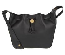 Tasche - Clessidra Bucket Bag Black