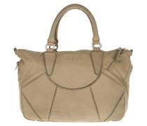 EstherE Vintage Handbag Tosa Inu Brown Tote