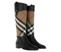 Copse Boots Black Schuhe