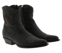 Boots Courtney Black