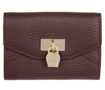 Ophelia Card Case Bordeaux