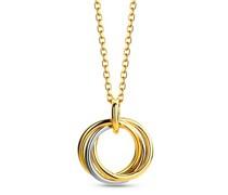 Halskette 18KT Bicolor Necklace