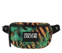 Gürteltasche Quilted Logo Belt Bag Multicolor