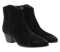 Boots Bootie Baby Soft Leather Black