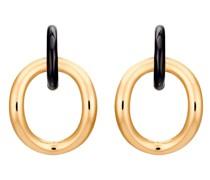 Ohrringe Earring Drops Inner Naho Black