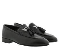 Schuhe Nausica Filippa Slip On Black