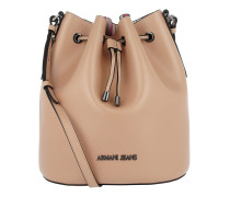 Synthetic Bucket Bag Cipria