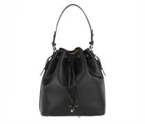 Tasche - Flo Bucket Bag Saffiano Nero