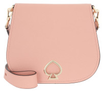Umhängetasche Suzy Large Saddle Bag Cosmetic Pink