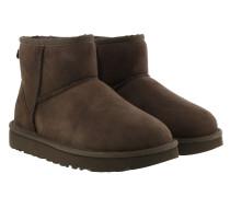 Boots W Classic Mini II Chocolate